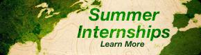 Summer Internships Banner
